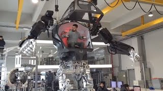 In South Korea have created a robot METHOD-1, which is similar to the robots from the movie