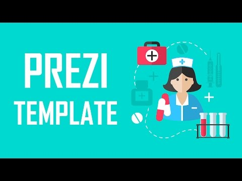 Healthcare and Medical - Prezi Template