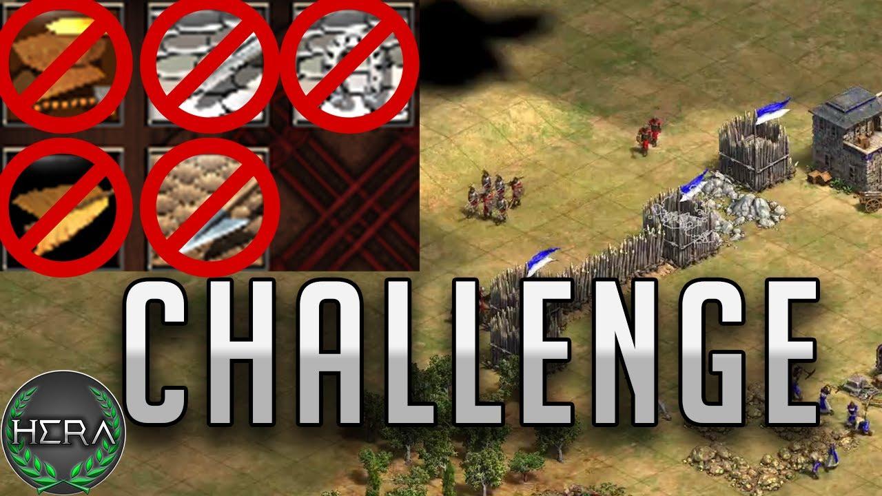 No Blacksmith Upgrades Challenge | 1v1 vs TheMax