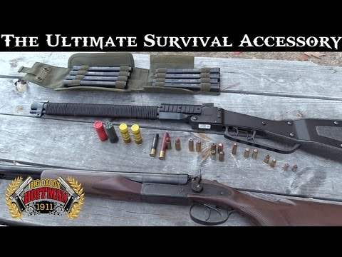 X-Caliber Survival Shotgun Adapters