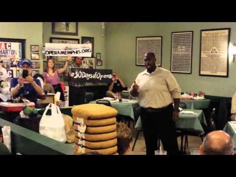 Opera @ The Little Tea Shop Restaurant(Memphis,Tn)