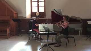 Palestrina/Bovicelli/Cord-to-Krax: Io son ferito — Milena Cord-to-Krax, recorder (version 2)