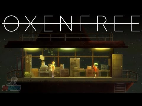 Oxenfree Part 2   Story-Rich Indie Game   PC Gameplay Walkthrough   Let's Play Playthrough
