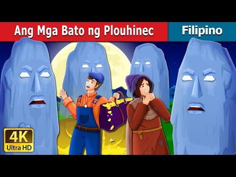 Ang Mga Bato Ng Plouhinec | The Stones Of Plouhinec Story | Kwentong Pambata | Filipino Fairy Tales