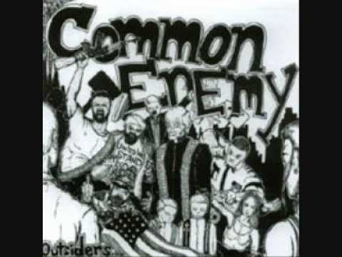 COMMON ENEMY - Outsiders Nihilistic