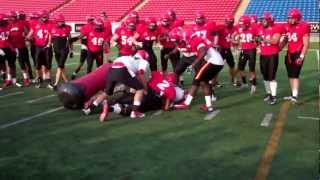 Dinos Training Camp 2012