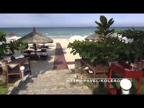 ✈ Dessole Sea Lion Beach Resort & Spa Hotel 4* Вьетнам НяЧанг Nha Trang обзор отеля
