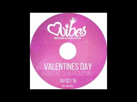 Love Vibes - Valentine's Day (Horizont Club Promo Mix)
