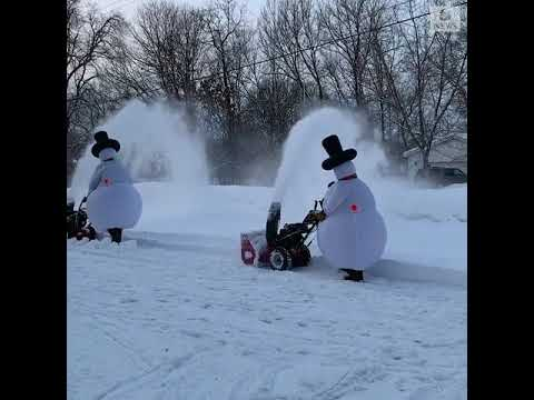 Do you want to build a snowman? | ABC News