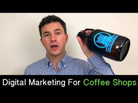 Digital Marketing for Coffee Shops
