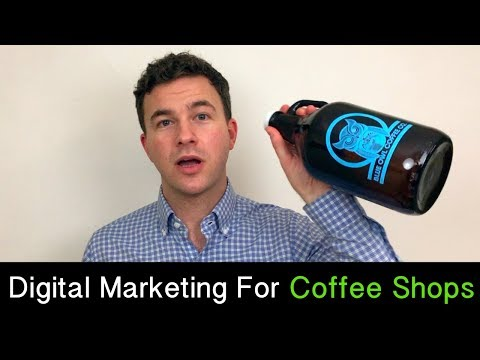 Digital Marketing for Coffee Shops