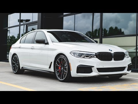 The new 2018 BMW M550i M Performance | In Depth Review and Walk Around (M550)