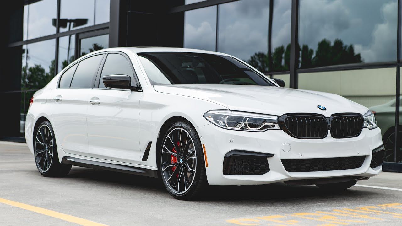 2018 bmw m5 white. plain bmw the new 2018 bmw m550i m performance  in depth review and walk around  m550 with bmw m5 white
