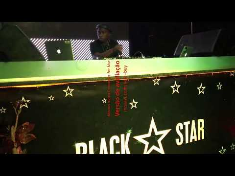 Osvaldo Beatz live at Black Star Club Luanda - Angola