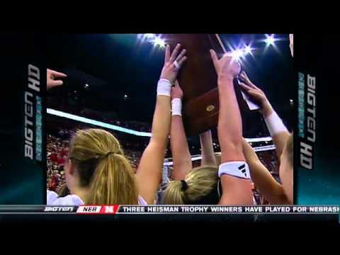 John Cook Talks Nebraska Volleyball