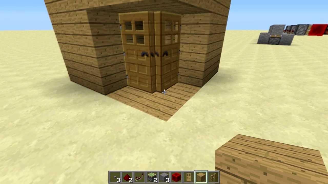 Diagonal Door Tutorial - Minecraft Tutorial & Diagonal Door Tutorial - Minecraft Tutorial - YouTube Pezcame.Com