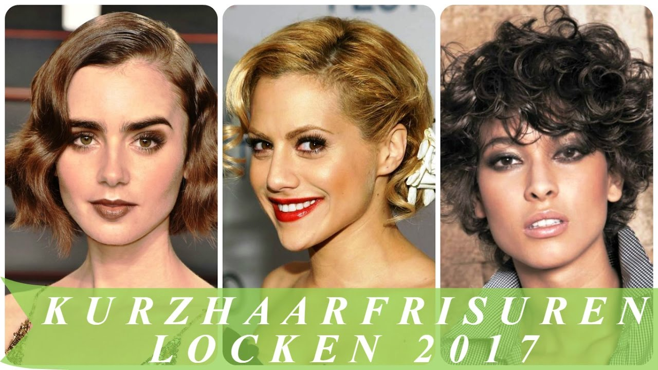 Kurzhaarfrisuren locken 24
