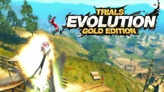 Trials Evolution Gold Edition PC - Découverte [HD]