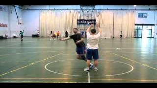 Balonmano Lanzamientos desde posiciones