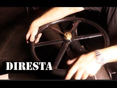 DiResta Paper Chopper Resto