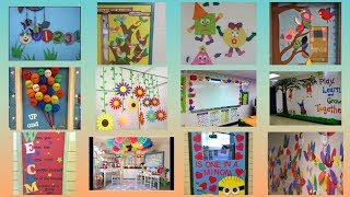 School decoration ideas || classroom decoration ||