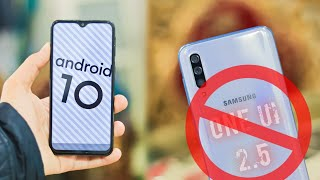 These Samsung phone not getting one ui 2.5 A series, M series and more