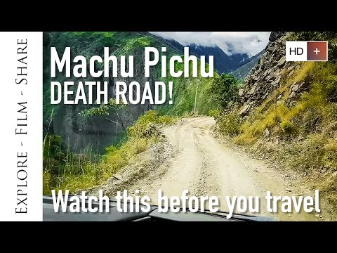 DON'T take the Bus to Machu Picchu Peru - MUST SEE - Train is better!!