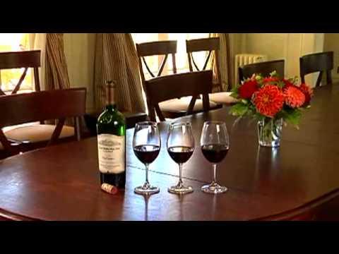 Tour Chateau St. Jean Reserve Tasting Room-Sonoma Wine Tour Drivers