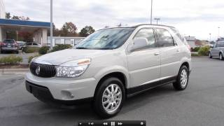 2006 Buick Rendezvous CXL Start Up, Engine, and In Depth Tour