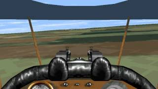 Test recording of Flying Corps (1995) DOS
