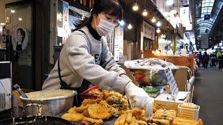 Видео различных владельцев, открывающих ресторан в молодом возрасте.  TOP 14 / Korean street food