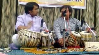Tabla Jugalbandi by Amol Mali & Mahesh Salunke , Harmonium by Aaditi Garade
