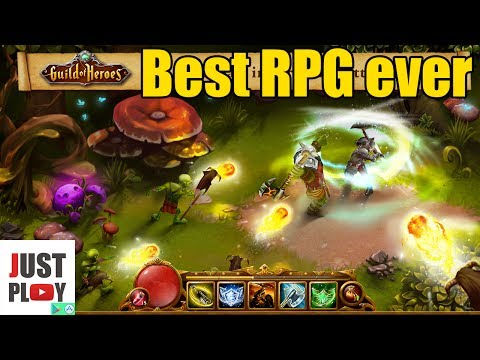 Guild Of Heroes - Fantasy RPG Gameplay (Android / IOS)