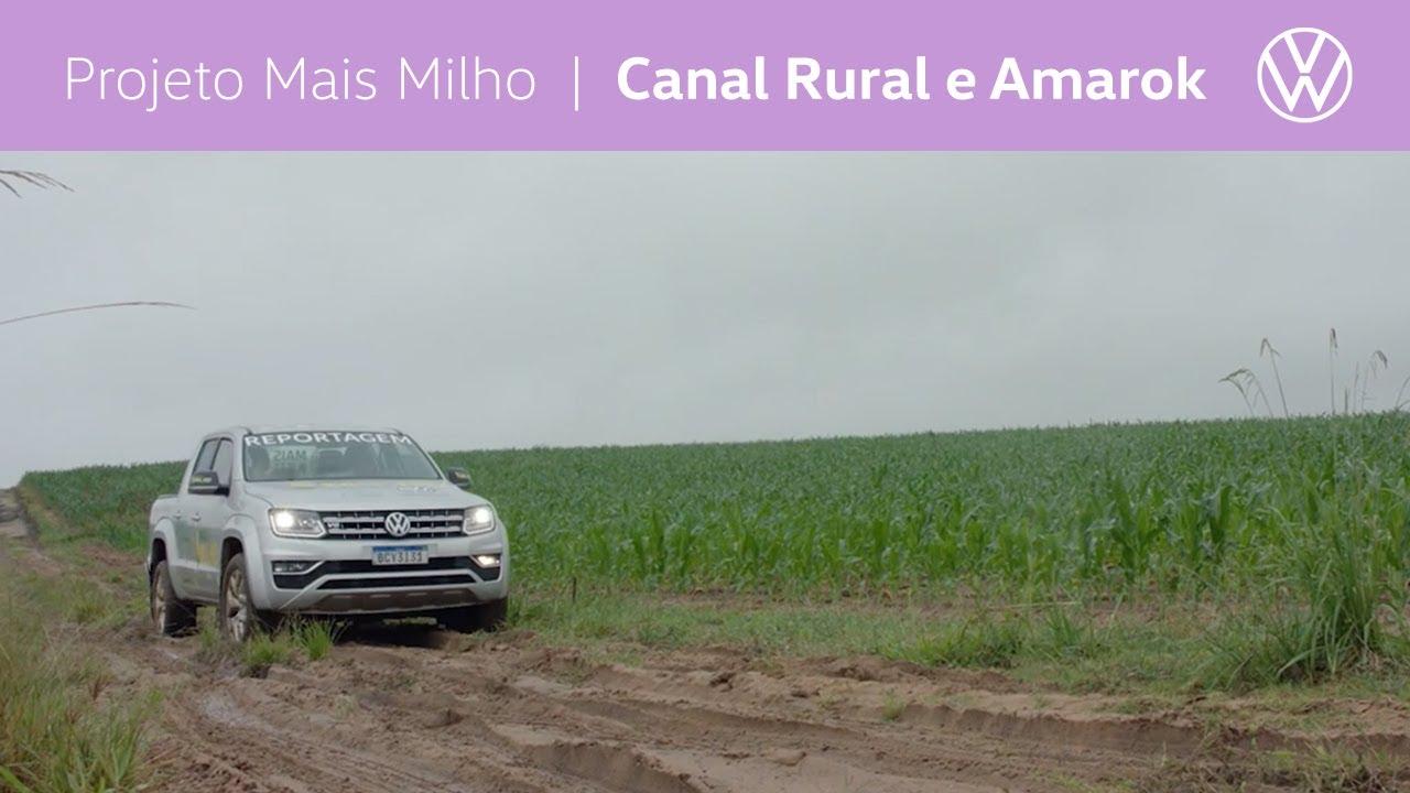 Projeto Mais Milho | Canal Rural & Amarok | 2020