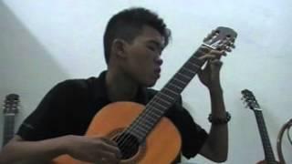 Canh Hieu Guitar - Ru con dan ca nam bo  (Arr Dang Ngoc Long)