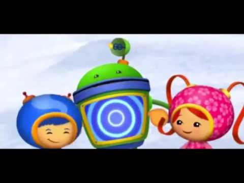 Team Umizoomi S1xE12 The Butterfly Dance Show Part 2