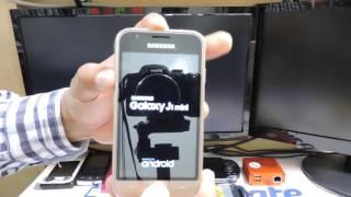 Samsung J1 Mini Sm-J105b Hard reset (Quitar contraseña)