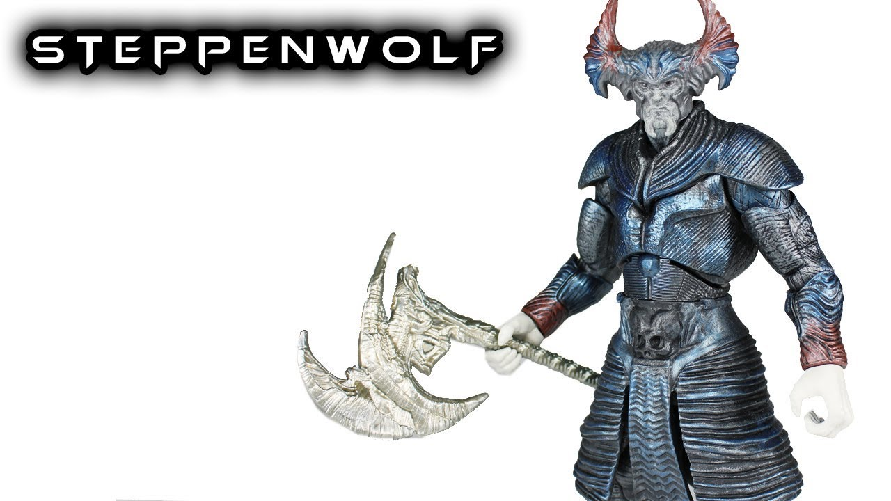 DC Multiverse Justice League Flash 6/' Action Figure New Steppenwolf CNC