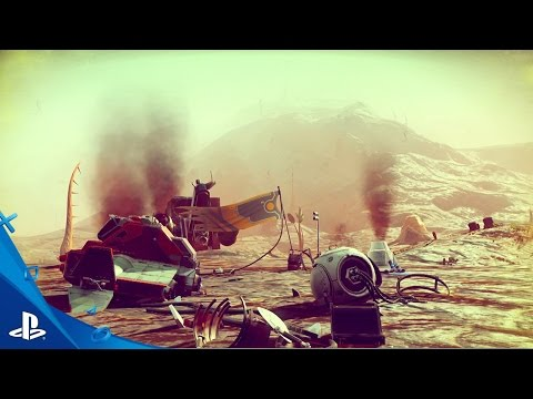 No Man's Sky - SURVIVE Video | PS4