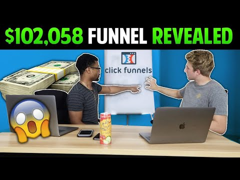 $102,058 in 18 Days   How To Make Money With ClickFunnels