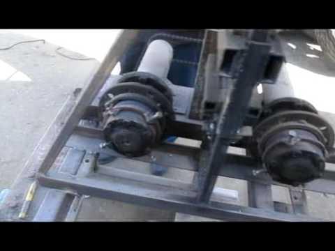 Как сделать станок торсион своими руками