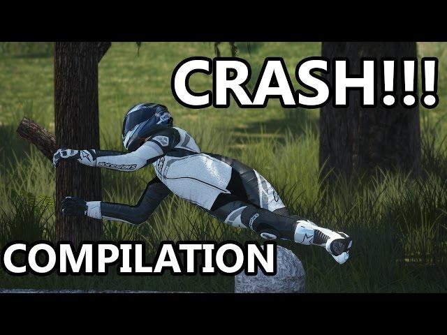 RIDE 2 Crash Fail Compilation #1 HD
