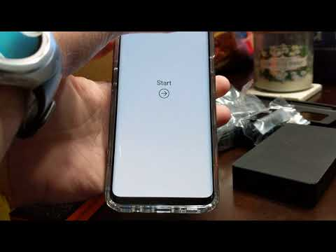 Unboxing the Samsung Galaxy S9+ Verizon Wireless Variant