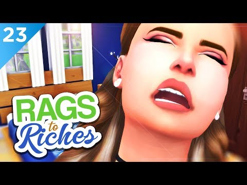 THE BABY IS COMING! 😱 // The Sims 4: Rags To Riches (Fame Edition) #23 thumbnail