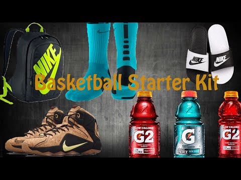The Must Have Items Needed To Be Good At Basketball! Improve Your Swag With Basketball!
