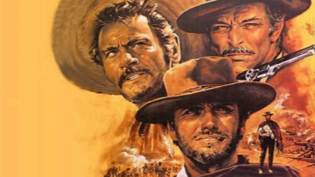 film western le bon la brute et le truand