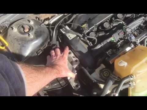 2004 ford focus engine diagram 1998 explorer fuse water pump repair - youtube