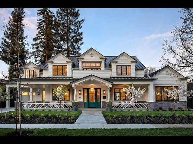 Magnificent Architectural Masterpiece in Palo Alto, California | Sotheby's International Realty