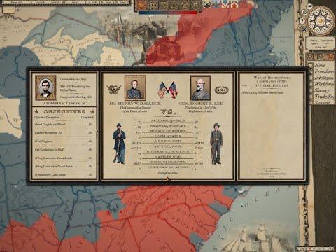 Grand Tactician: The Civil War (1861-1865) US 1863 Campaign |