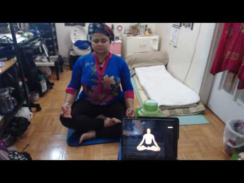 Kundalini Yogic Breath Meditation